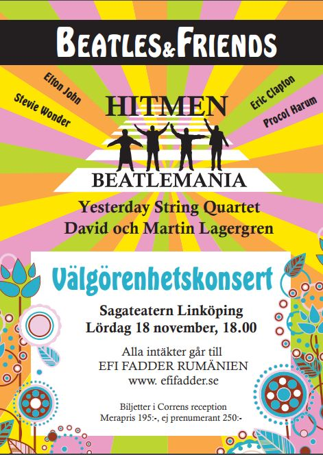 HITMEN BEATLEMANIA